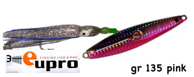 Eupr fishing jigs