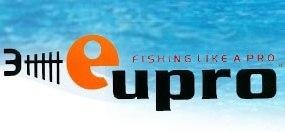 Eupro Fishing Like A Pro Product line.