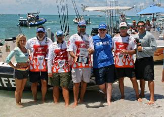 professional tarpon tournament series boca grande ptts skeeter tarpon cup team of the year ttarpon fishing team millers alehouse